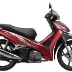 Honda Future thay đổi diện mạo, giá giữ nguyên