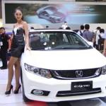Honda Civic mới giá từ 780 triệu đồng